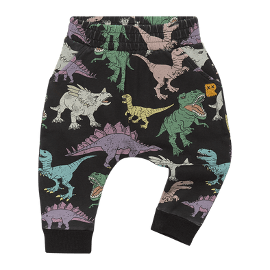 LAND BEFORE TIME - BABY TRACKPANTS, MULTI
