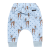 DEER HEART - BABY TRACKPANTS by Rock Your Baby