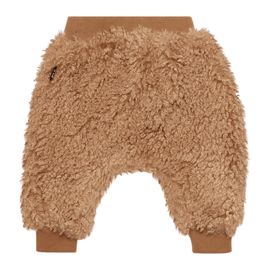 CARAMEL SHERPA - BABY TRACKPANTS by Rock Your Baby