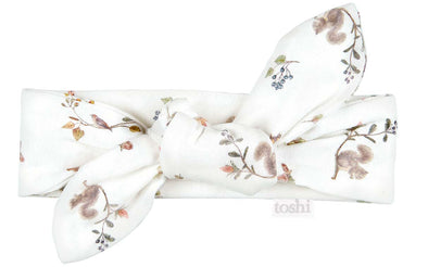Baby Headband Woodlands by Toshi