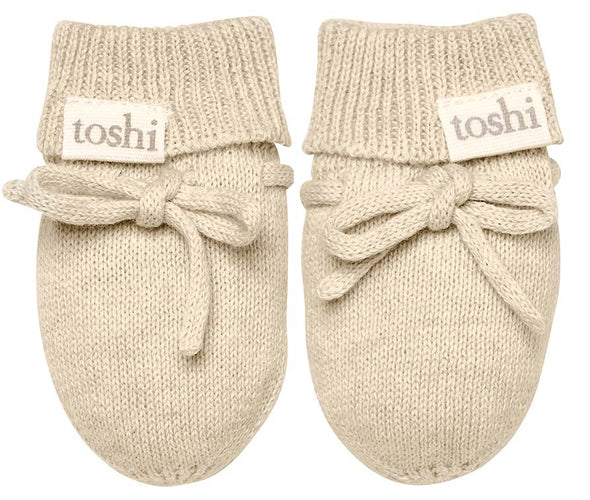 Organic Mitten Marley Oatmeal by Toshi