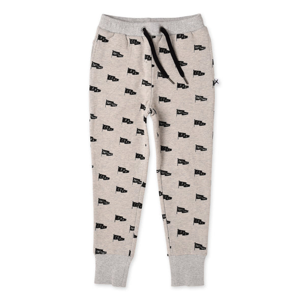 Cool Rad Awesome Furry Trackies by Minti