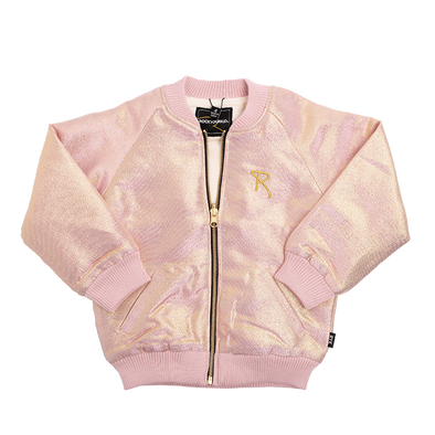 LIGHT GOLD/PINK SHIMMER - JACKET, LIGHT GOLD PINK