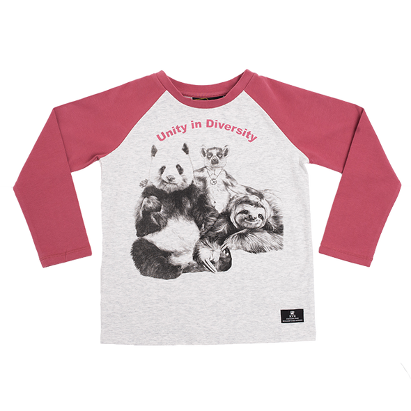 UNITY - LS T-SHIRT by Rock Your Kid
