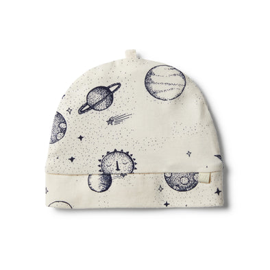Organic Star Gazing Beanie by Wilson & Frenchy
