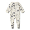 Organic Star Gazing Henley Growsuit