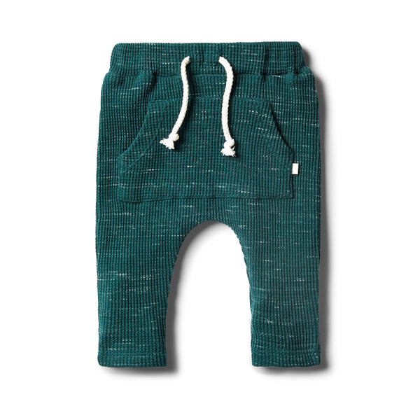 Fern Waffle Slouch Pant by Wilson & Frenchy
