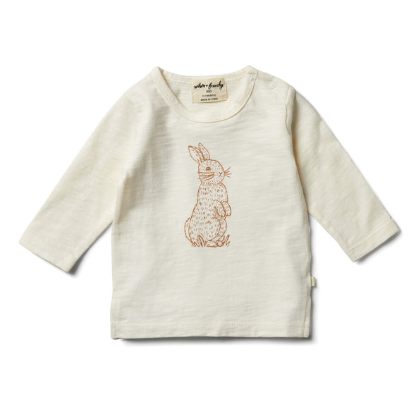 Little Hop Long Sleeve Top