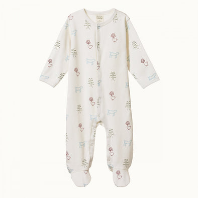 Cotton Stretch & Grow by Nature Baby - Nature Baby Print