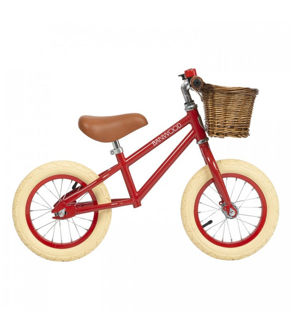 Banwood Balance Bike - Red