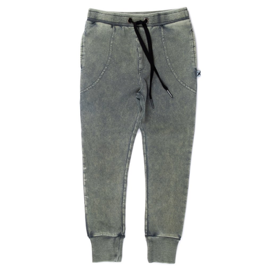 Blasted Epic Trackies by Minti - Olive Wash
