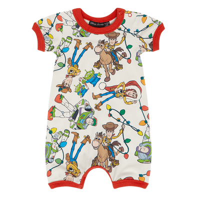 Christmas Toys Playsuit by Rock Your Baby