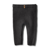 Storm Grey Knitted Legging by Wilson & Frenchy