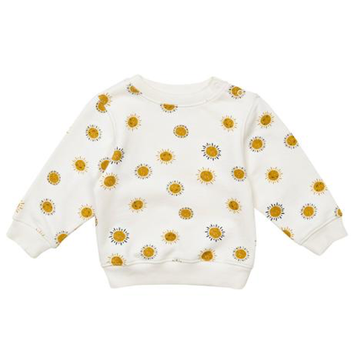 Sunshine Relaxed Sweater by Goldie + Ace