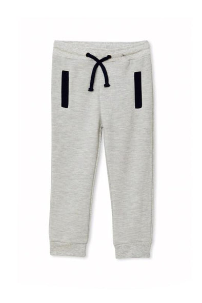 Grey Track Pant by Milky