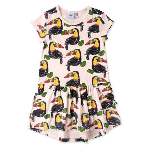 Toucan Party Dress by Minti