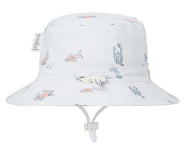 Swim Sunhat Rock Pool by Toshi