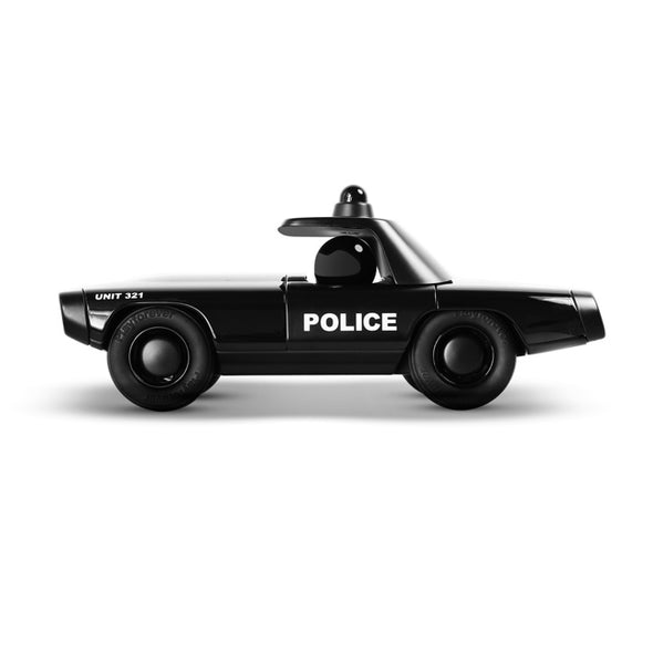 Heat Shadow Police Car by Playforever