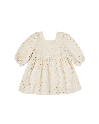 Gretta Baby Doll Dress by Rylee & Cru