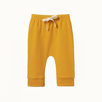 Drawstring Pants by Nature Baby - Honey