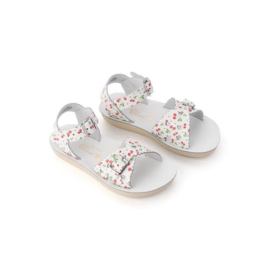 Salt Water Sandals - Sweetheart - Cherry