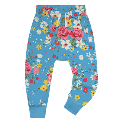 French Rose Track Pants by Rock Your Kid