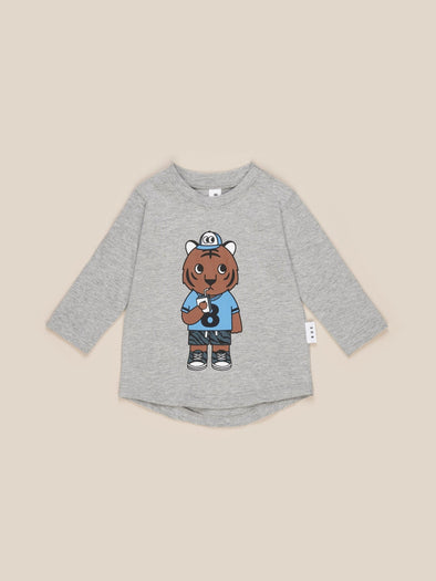Baby Tiger Top by Hux Baby