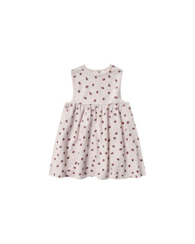 Strawberry Layla Dress by Rylee & Cru