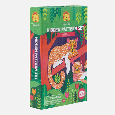 Hidden Pattern Set - Animals by Tiger Tribe