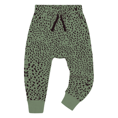 Olive Serengeti Track Pants by Rock Your Kid