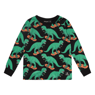 Dino Skater T-Shirt by Rock Your Kid