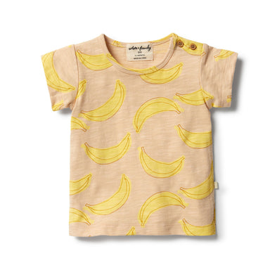 Go Bananas Short Sleeve Tee by Wilson & Frenchy