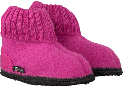 Bergstein Cozy Slippers - Pink
