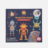 Transfer Magic - Create a Robot by Tiger Tribe