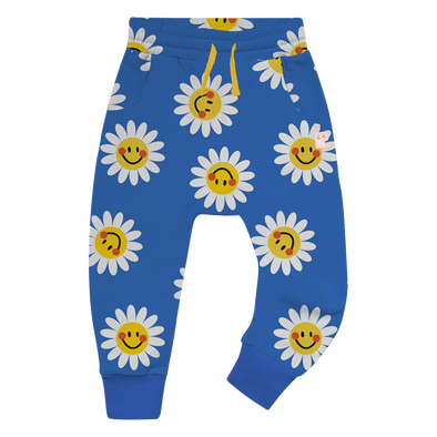 Little Daisy Track Pants by Rock Your Kid