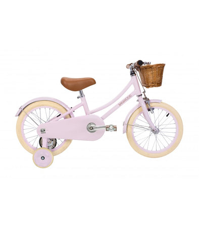 Classic bike by Banwood - Pink