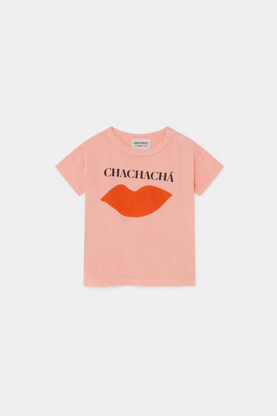 Chachacha Kiss Baby T-Shirt by Bobo Choses