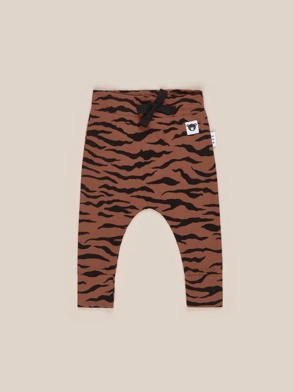 Tiger Drop Crotch Pant by Hux Baby