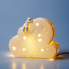 Cloud Lamp with Bear