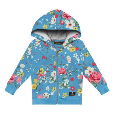 French Rose Hoodie by Rock Your Kid