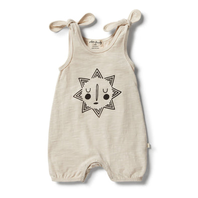 Smiling Sun Playsuit by Wilson & Frenchy