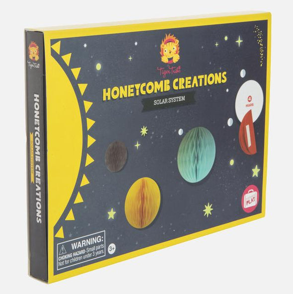 Honeycomb Creations - Solar System by Tiger Tribe