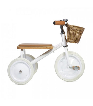 Banwood Trike - White (delivery expected early October)