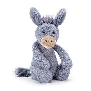 Jellycat Medium Bashful Donkey