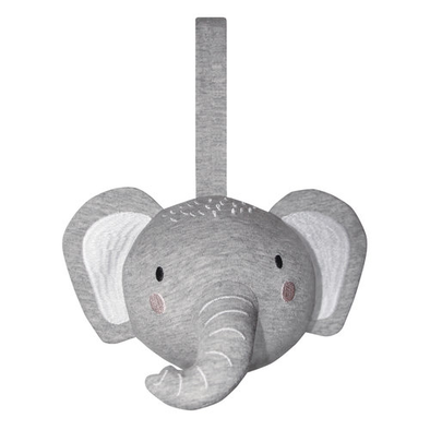 Pram Rattle Ball Elephant by Mister Fly
