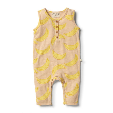 Go Bananas Growsuit by Wilson & Frenchy