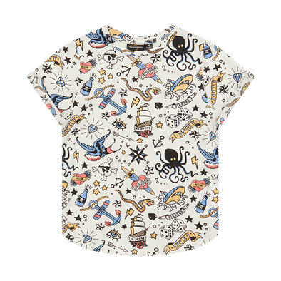 Pirate Ink T-Shirt by Rock Your Kid
