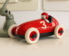 Bruno Racing Car Red by Playforever