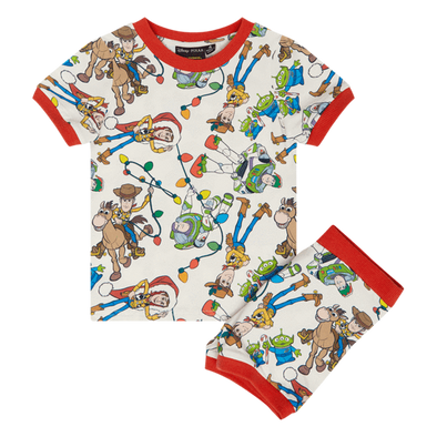Christmas Toys Pyjama Set by Rock Your Kid