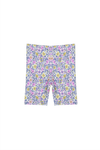 Vintage Floral Bike Short by Milky